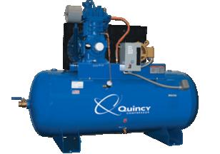 Quincy-QR-25-Compressor